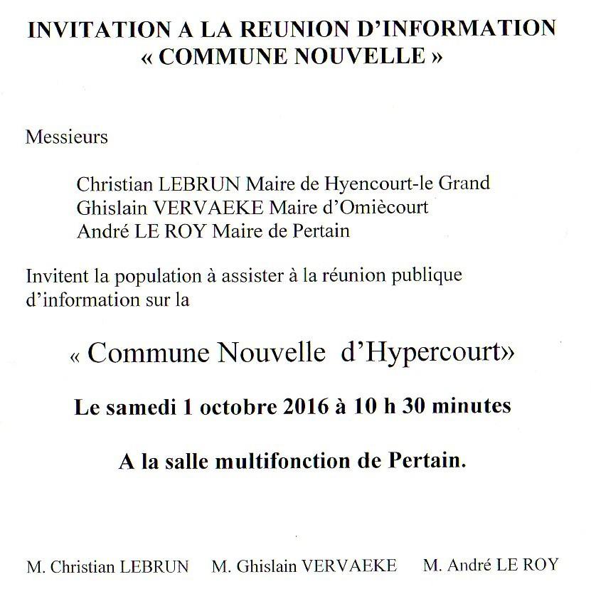 Réunion 2016